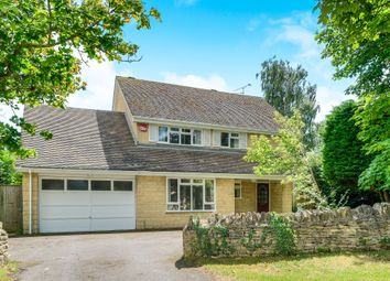 Thumbnail 4 bedroom detached house for sale in The Beeches, Church Hanborough, Witney