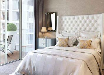Thumbnail 2 bedroom flat for sale in Meranti House, Goodman's Fields, London