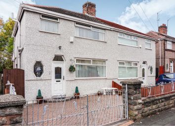 Thumbnail 3 bed semi-detached house for sale in Windsor Avenue, Liverpool