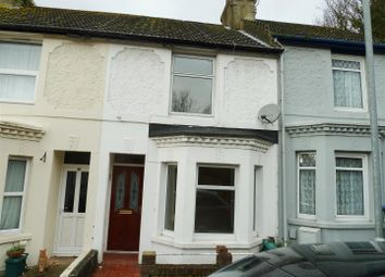 Thumbnail 3 bed terraced house to rent in Glenfield Road, Dover