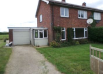 Thumbnail 3 bedroom semi-detached house to rent in Lower Bassingthorpe, Grantham