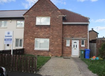 4 bed semi-detached house to rent in Weardale Avenue, Blyth NE24