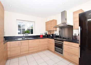 Thumbnail 5 bed detached house for sale in Ames Way, Kings Hill, West Malling, Kent