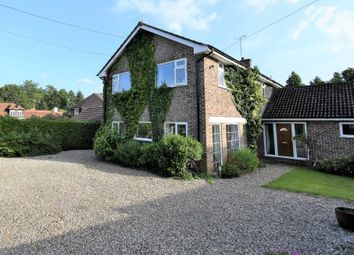 Thumbnail 5 bed detached house for sale in Enborne Row, Wash Water, Newbury