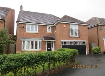 Thumbnail 4 bed detached bungalow to rent in Olympia Place, Great Sankey, Warrington