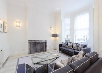 Thumbnail 4 bed flat to rent in Somerset Court, Lexham Gardens, London