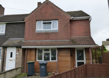 Thumbnail 3 bed end terrace house for sale in Blendworth Crescent, Havant, Hampshire