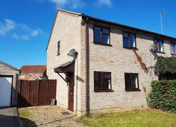 Thumbnail 3 bed property to rent in Richmond Park, Attleborough