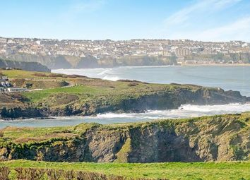 Thumbnail 2 bed flat for sale in Watergate Road, Newquay, Cornwall
