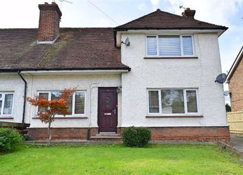 Thumbnail 3 bed semi-detached house for sale in Mill Lane, Sevenoaks