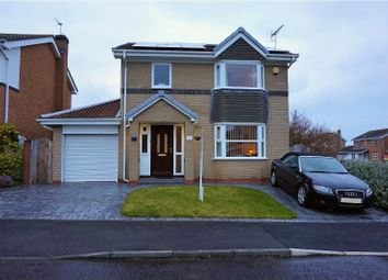 Thumbnail 3 bed detached house for sale in Shearwater, Sunderland