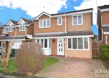 Thumbnail 4 bedroom detached house to rent in Barley Close, Leicester