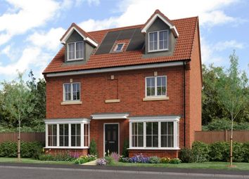 "Thumbnail 5 bed detached house for sale in ""London"" at Southport Road, Chorley"