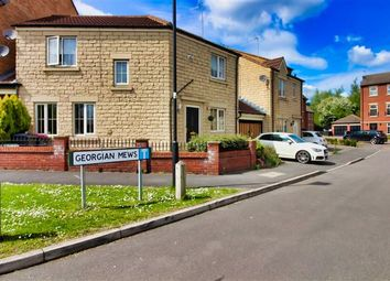 3 bed link-detached house for sale in Georgian Mews, Catcliffe, Rotherham S60