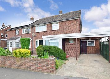 Thumbnail 3 bed semi-detached house for sale in Hannah Square, Chichester, West Sussex
