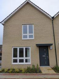 Thumbnail 3 bed semi-detached house to rent in Ogden Gardens, Nene Park, Wisbech