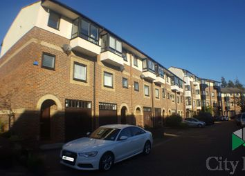 Thumbnail 3 bed end terrace house to rent in Barnfield Place, Isle Of Dogs