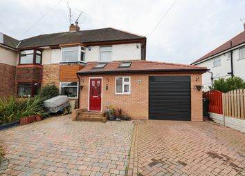 Thumbnail 4 bed semi-detached house for sale in Meadow Grove, Sheffield
