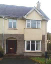 Thumbnail 3 bed semi-detached house for sale in 4 Shrewsbury Park, Belturbet, Cavan