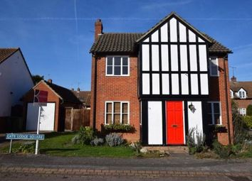 Thumbnail 4 bed property to rent in Gate Lodge Square, Basildon, Essex
