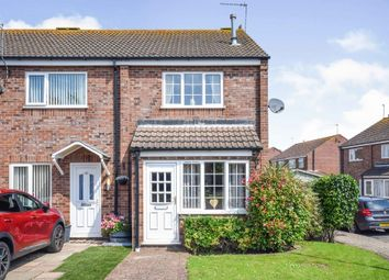 Thumbnail 2 bed semi-detached house for sale in Turin Way, Hopton, Great Yarmouth