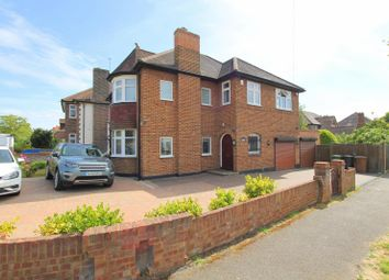 Thumbnail 4 bed detached house for sale in Harefield Avenue, South Cheam, Sutton