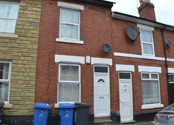 3 bed terraced house for sale in Wolfa Street, Stockbrook, Derby, Derbyshire DE22