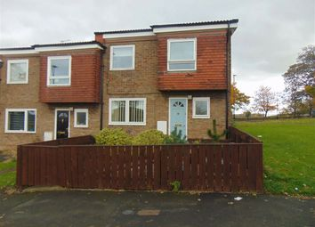 Thumbnail 3 bed terraced house for sale in East Thorp, Westerhope, Newcastle Upon Tyne