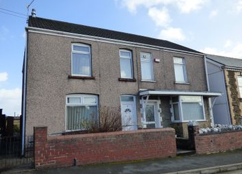 Thumbnail 3 bed property for sale in Danygraig Road, Neath Abbey, Neath .