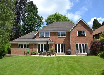 Thumbnail 5 bed detached house for sale in Heatherton Park, Amersham