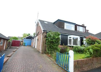 Thumbnail 4 bed semi-detached house to rent in Brellafield Drive, Shaw, Oldham