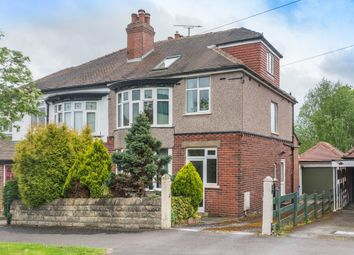 Thumbnail 4 bed semi-detached house for sale in Whirlow Grove, Sheffield