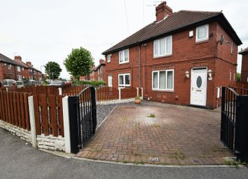 Thumbnail 2 bed semi-detached house to rent in Bank End Avenue, Worsbrough, Barnsley