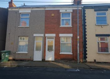 Thumbnail 2 bedroom terraced house to rent in Haycroft Street, Grimsby