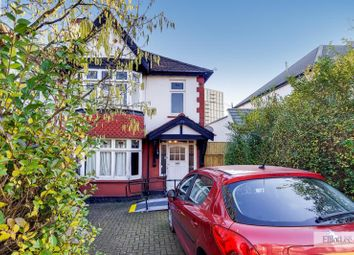 Thumbnail 3 bed semi-detached house for sale in Manor Drive, Wembley, Middlesex