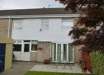 Thumbnail 3 bedroom terraced house for sale in Sandford Close, Bransholme, Hull