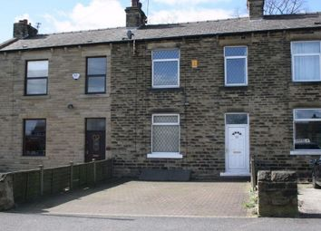 Thumbnail 2 bedroom terraced house to rent in Intake Lane, Ossett, West Yorkshire