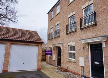 Thumbnail 3 bed semi-detached house for sale in Nero Way, Lincoln