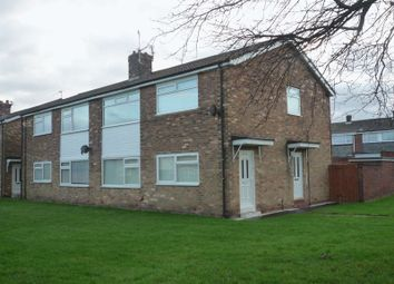 Thumbnail 2 bed flat to rent in Broomlee, Ashington