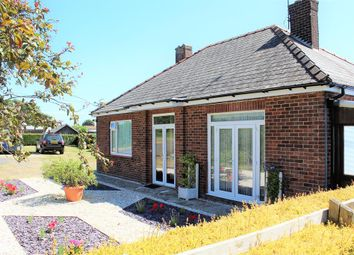 Thumbnail 3 bed detached bungalow for sale in Hobhole Bank, Old Leake, Boston