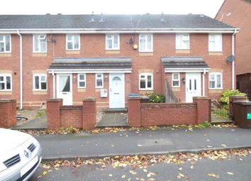 Thumbnail 2 bed terraced house for sale in Timberfield Road, Virginia Park, Stafford, Staffordshire