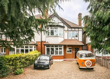 Thumbnail 3 bed flat for sale in Woodbourne Avenue, London