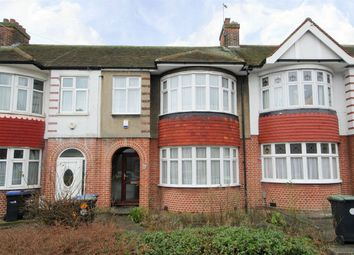 Thumbnail 3 bed terraced house for sale in Hyde Park Avenue, London