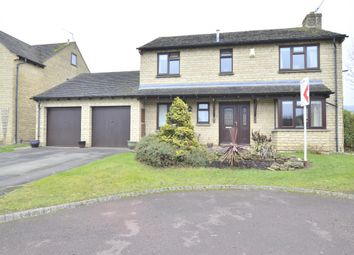 Thumbnail 4 bed detached house for sale in Hawthorn Drive, Woodmancote