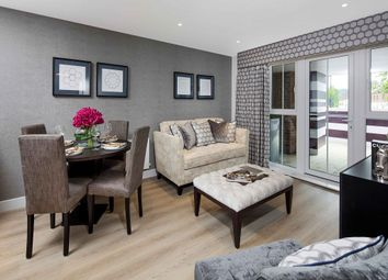 Thumbnail 1 bedroom flat for sale in Flambard Way, Godalming, Surrey