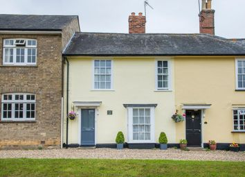 Thumbnail 2 bedroom terraced house for sale in Long Melford, Sudbury, Suffolk
