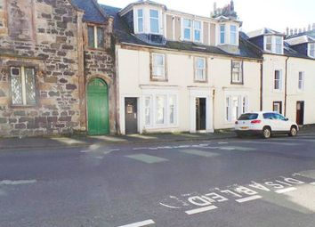 Thumbnail 1 bed flat for sale in 24, Castle Street Flat 1-1, Rothesay PA209Ha