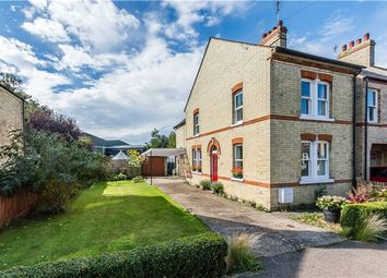 Thumbnail 3 bedroom detached house for sale in New School Road, Histon, Cambridge