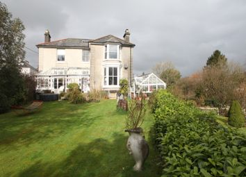 Moorview, Glanville Road, Tavistock PL19. 4 bed detached house for sale