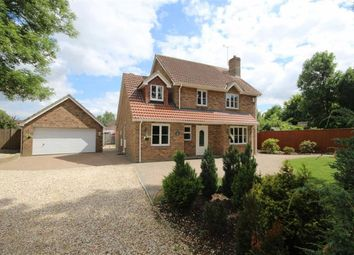 Thumbnail 4 bed detached house for sale in Ashtree Close, Kingsdown Park, Swindon
